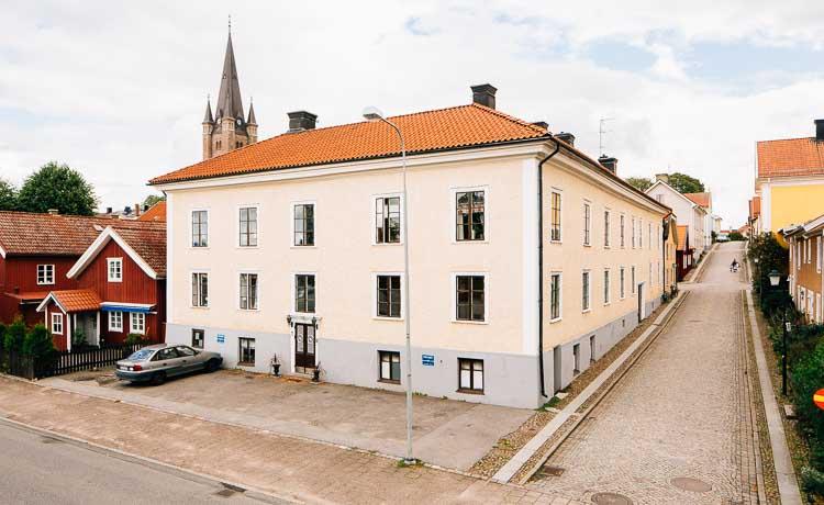 Hamngatan 24, Mariestad