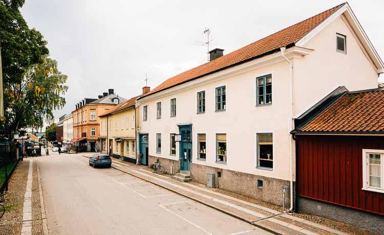 Österlånggatan 23, Mariestad