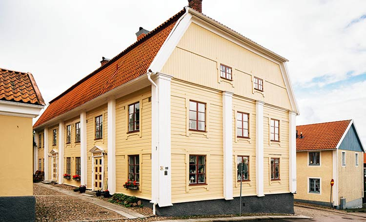 Fabriksgatan 4, Mariestad