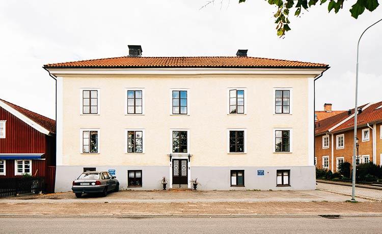 Fastighet Sälen 7 i Mariestad