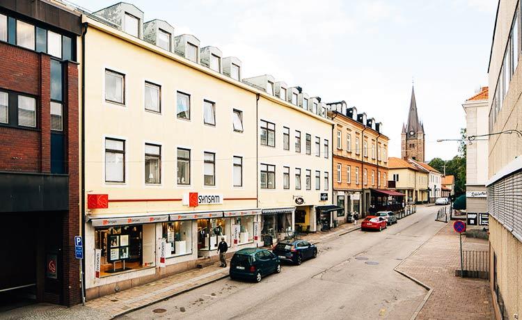 Österlånggatan 17, Mariestad